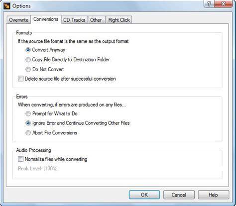 format converter v4 0 1 download switch sound file converter v4 65 afterdawn