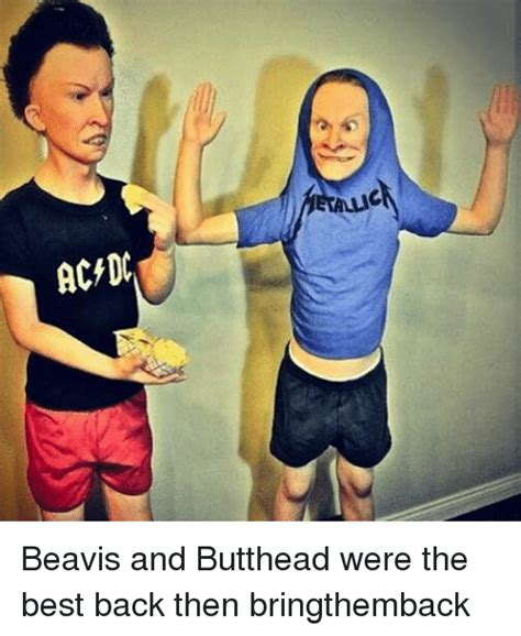 Beavis And Butthead Backpatch butthead meme www pixshark images galleries with a bite