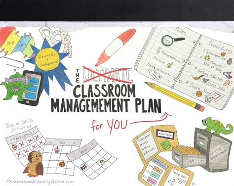 classroom layout management a classroom management plan for you