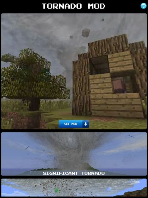 tornado mod free game tornado mod for minecraft game pc edition by na ton
