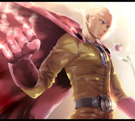 wallpaper anime one punch man saitama wallpaper and background 1400x1250 id 654248