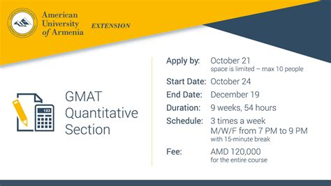 Why Can T I See My Gmat Score On Mba by Gmat Quantitative Section Preparatory Course Armacad