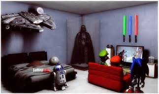 Star wars bedroom by luiggi marchetti photoshop creative