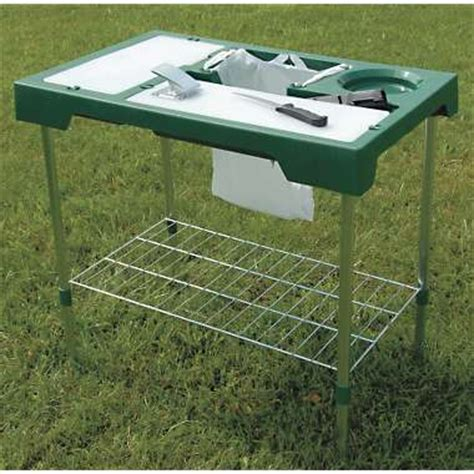cabela s fish cleaning table fish cleaning table page 4