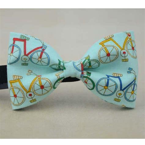 Handmade Bow Ties - bikes handmade bow tie fashion necktie ties