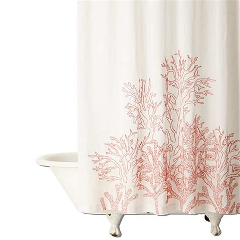 coral curtains uk shower curtains uk homes decoration tips