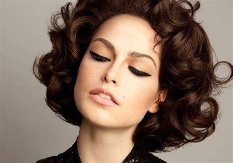 hairstyles curly brown 25 staggering very short curly hairstyles creativefan