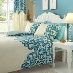 Bedding And Curtain Sets Gaveno Cavailia Saville Complete Bedding Set With Curtains