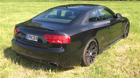 Audi A5 3 0 Tdi Sound Verbessern by Audi A5 3 0 Tdi Sound Exhaust Rs5 Youtube