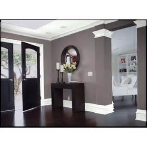 love the paint color and entryway house stufff pinterest