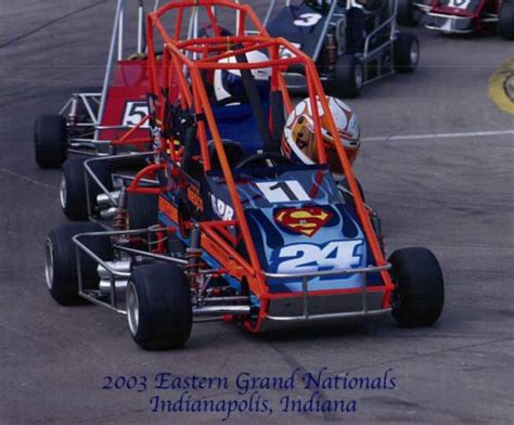 Garden State Quarter Midgets by Garden State Quarter Racing Club