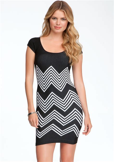 Bodycon Dress Channel Dresses Channel Get Zigzag Bodycon Dress Review