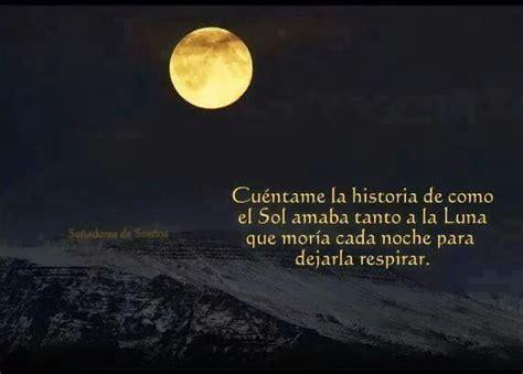 imagenes de sol y luna con frases imagenes lindas de la luna imagui