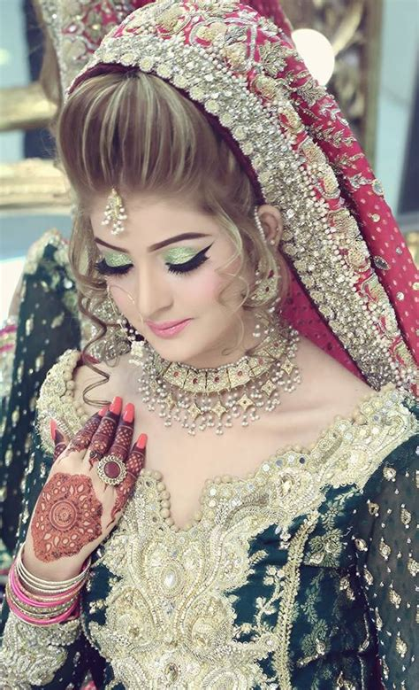 latest wedding hairstyles for bridals 2017 kashee s bridal makeup hairstyle 2017 for modern women