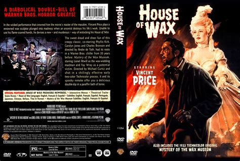 house of wax 1953 covers box sk house of wax 1953 high quality dvd blueray movie