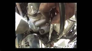 Alternator For 2005 Chrysler Town And Country 2005 Chrysler Town Country Alternator Remove And Replace