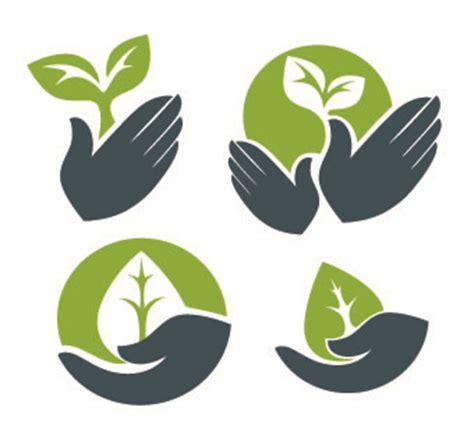 Eco Style Creative Logos Vector 01 Vector Logo Free Download Creative Eco Green Tree Logo Vector Free