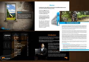 layout company profile design by nader innovate on deviantart