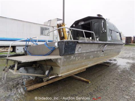 jet boat drive x large 2000 duckworth 24 magnum ebay