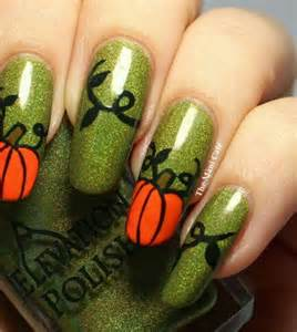 pumpkin nail design pumpkin nail nails