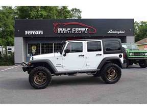 Jeep Cars For Sale 2016 Jeep Wrangler For Sale Classiccars Cc 985706