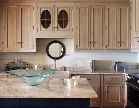 Bleaching Kitchen Cabinets Bleached Quartersawn Oak Cabinets For The Home Oak Cabinets Beautiful And Colors