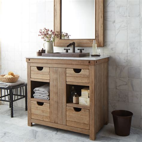 reclaimed wood bathroom cabinets decoration ideas chic design ideas with reclaimed wood