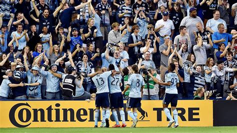 Sporting Kansas City Expect 800 Traveling Fans At Usoc