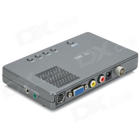 Tv Tuner Box tv072 digital mpeg 2 tv tuner receiver box grey