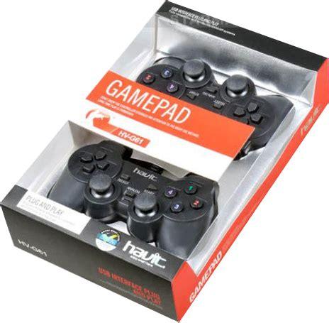 Havit Gamepad Joystick Single Getar Hv G69 Black accessories nino store