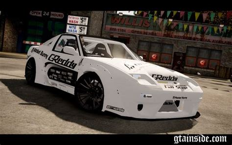 nissan 380sx gta 4 nissan mods and downloads gtainside com