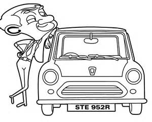 Pokemon Mrbean Colouring Pages sketch template