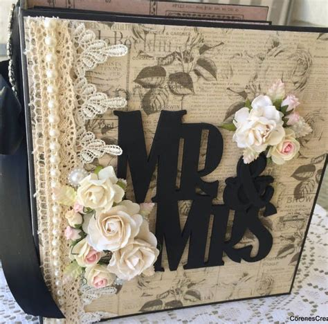 Wedding Album Scrapbook Ideas by Another Chunky Wedding Album Prima Orchid Crafts
