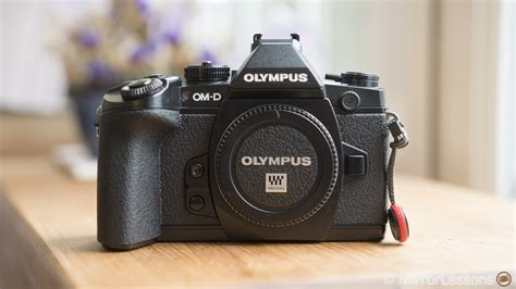 best mirrorless review olympus om d e m1