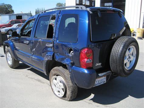 Jeep Parts Sacramento 2002 Jeep Liberty Parts Car Stk R9735 Autogator
