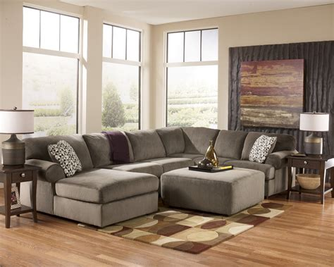 jessa place dune sectional jessa place dune left arm facing sectional from ashley