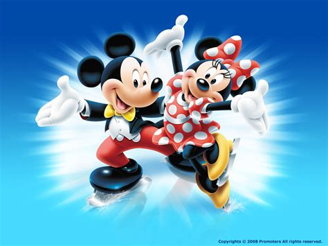Mickey Minie 16 amusing mickey mouse wallpapers blaberize