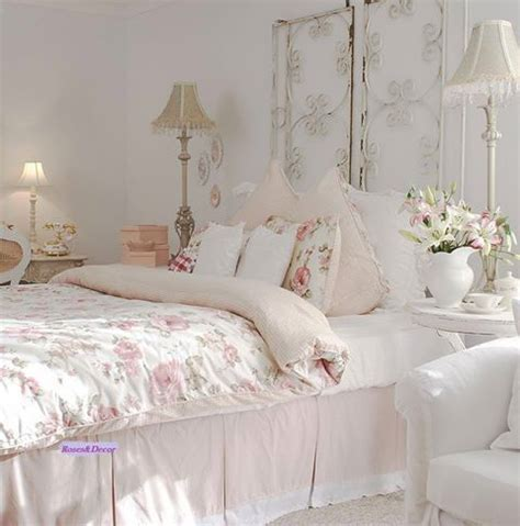 shabby chic metal headboard 25 delicate shabby chic bedroom decor ideas shelterness