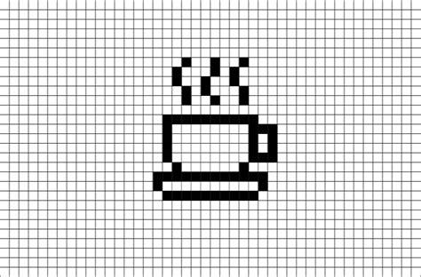 Pixel Coffee Cup ? BRIK