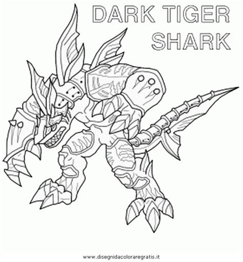 invizimals tiger shark coloring page invizimals para imprimir colouring pages page 3 quotes