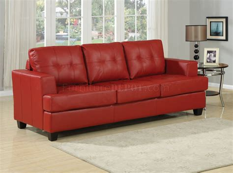 leather sofa sleepers queen size red bonded leather modern sofa w queen size sleeper