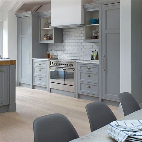a grey paint for your kitchen kitchen sourcebook