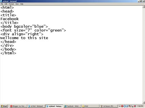 design html code how to design a simple webpage html 1