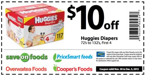 Free Printable Diaper Coupons 2015 | free new huggies coupons printable coupons online