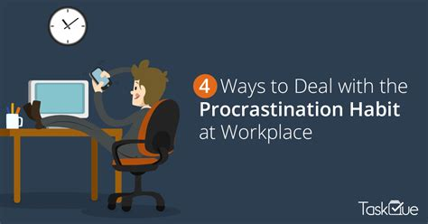 procrastination avoidance that works beating the bad habit and yourself productive books 4 ways to deal with the procrastination habit at workplace