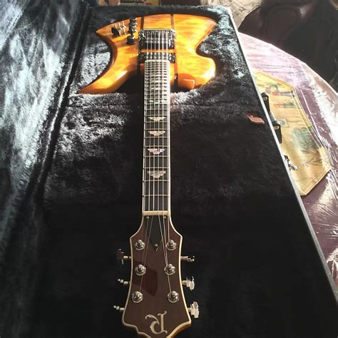 Bc Rich Handcrafted - bc rich mockingbird supreme usa handcrafted 2004 trans