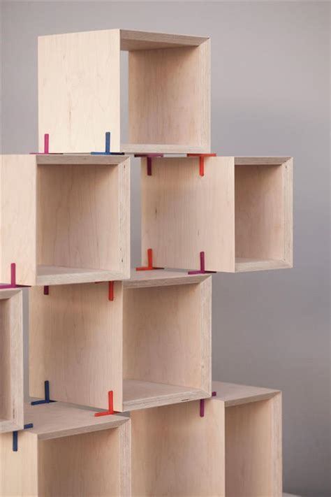 modular furniture with many different functions c1 3ders org the shelf 3d printed joints let you design