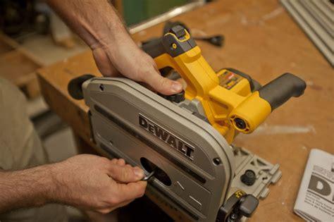 Dewalt Dws520 Track Saw A Concord Carpenter