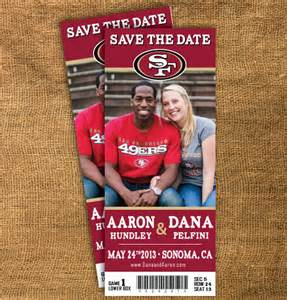 save the date ticket template sports team ticket save the date printable