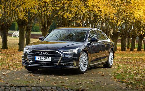 Audi A8 Suv by Comparison Audi A8 Sport Quattro 2018 Vs Cadillac
